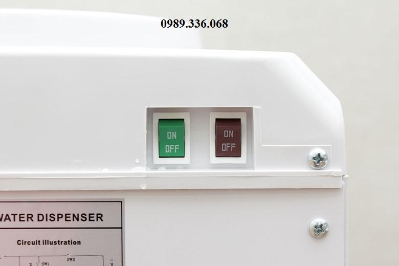 Hệ thống làm nóng lạnh của kangaroo kg34c